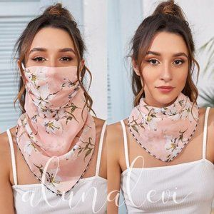 Convertible scarf and face mask ❤Now in stock!!❤